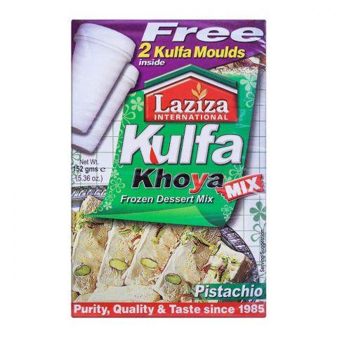 Laziza Kulfa Khoya Frozen Dessert Mix 152g