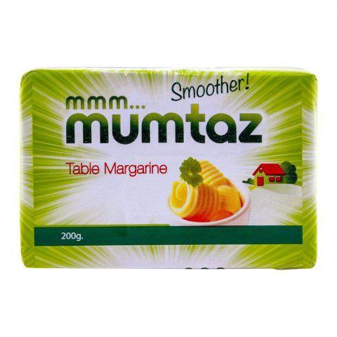 Mumtaz Table Margarine 200g