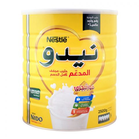 Nido Fortified Full Cream Powder 2500gm