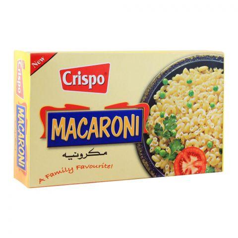 Crispo Macaroni, Box, 400g
