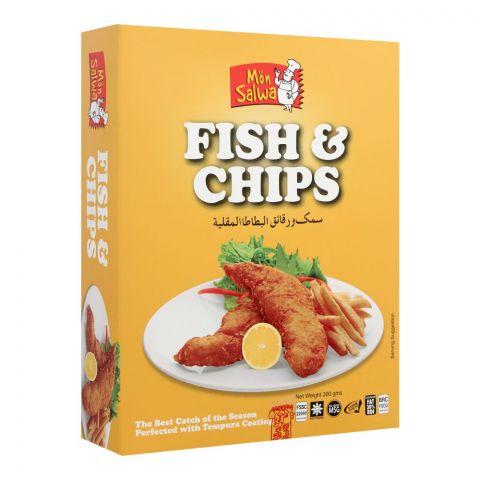 MonSalwa Fish & Chips