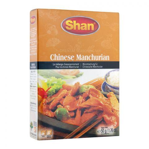 Shan Chinese Manchurian Mix, 40g