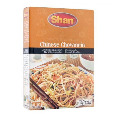 Shan Chinese Chowmein Mix, 40g