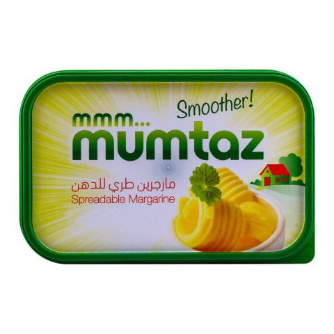 Mumtaz Spreadable Margarine Tub 500g