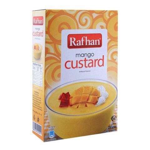 Rafhan Mango Custard 285g