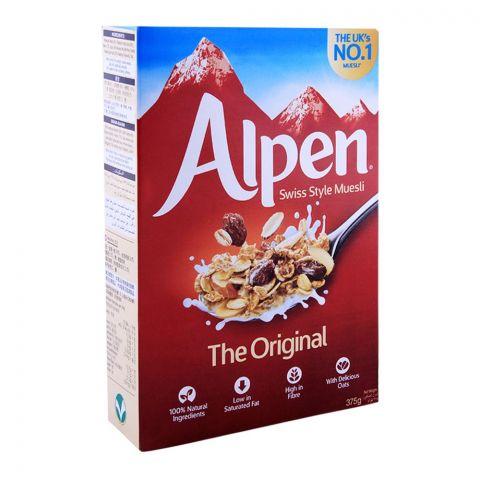 Alpen Original Muesli 375g