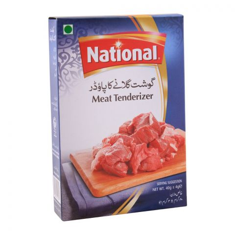 National Meat Tenderizer, 40g