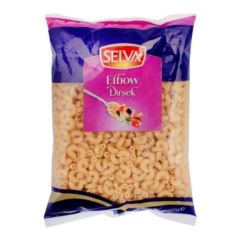 Selva Elbow Dirsek Pasta, 500g
