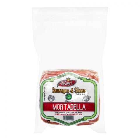 King's Beef Mortadella, 200g
