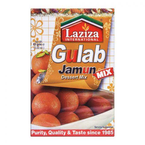 Laziza Gulab Jamun Dessert Mix 85g