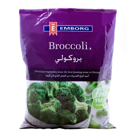 Emborg Frozen Broccoli 450g