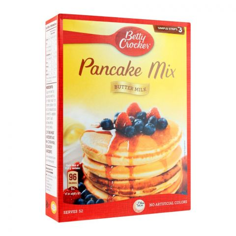 Betty Crocker Pancake Mix, Butter Milk, 907g