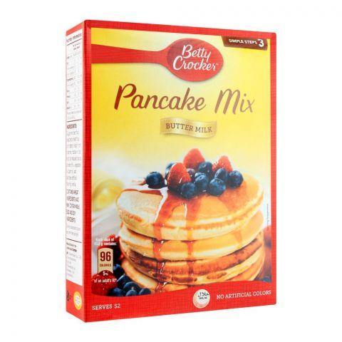 Betty Crocker Pancake Mix, Butter Milk, 907g
