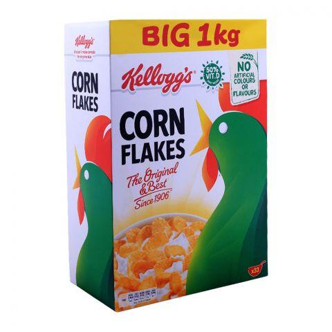 Kellogg's Corn Flakes, Original 1000g