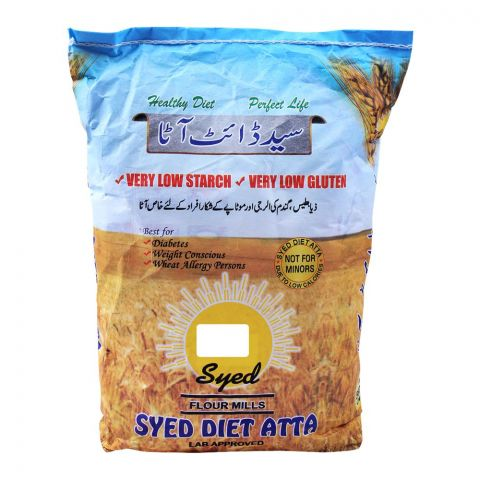Syed Flour Mills Diet Atta 2.5 KG