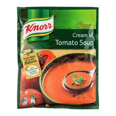 Knorr Cream of Tomato Soup 75g