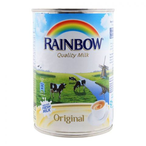Rainbow Original Milk 385ml