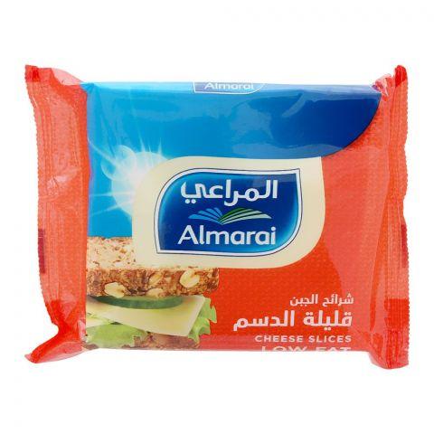 Almarai Cheese Slices, Low Fat, 200g