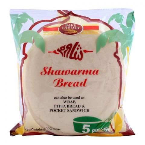 Bake Parlor Pitta Bread 300gm