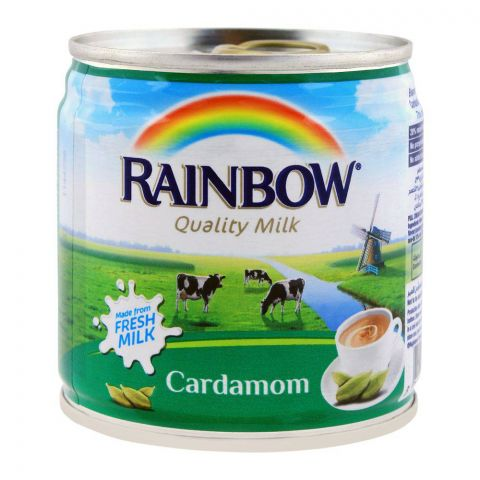 Rainbow Cardamom Milk 160ml