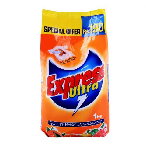 Express Ultra Detergent Powder 1000g