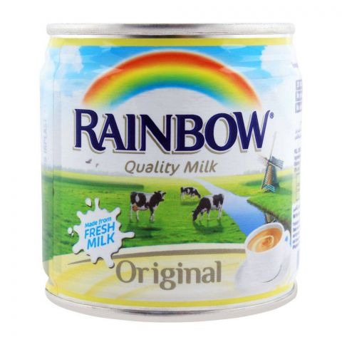 Rainbow Original Milk 160ml