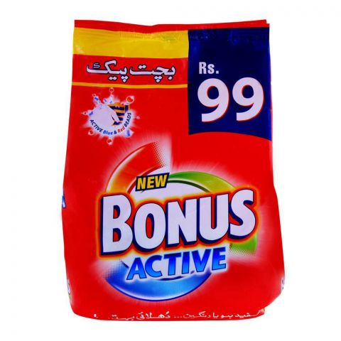 Bonus Active Detergent Powder 850g