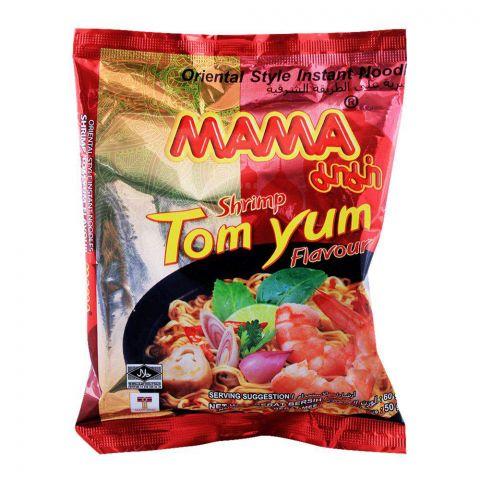 Mama Instant Noodles Shrimp Tom Yum 60g
