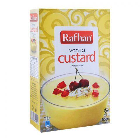 Rafhan Vanilla Custard 285g