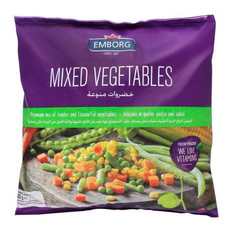 Emborg Frozen Mix Vegetable 900g