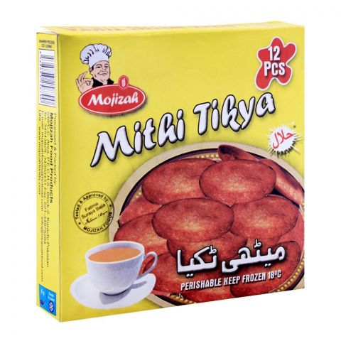 Mojizah Meethi Tikia, 12 Pieces