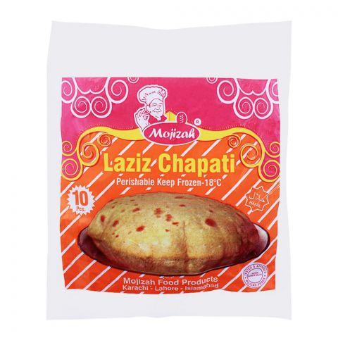 Mojizah Laziz Chapati, 10 Pieces