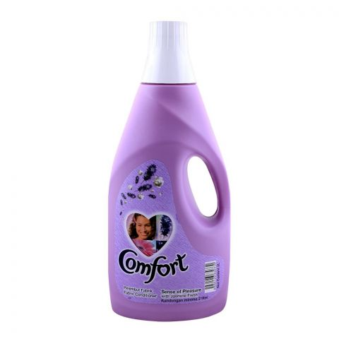 Comfort Fabric Conditioner, Sense Of Pleasure, 2 Liter