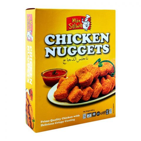 MonSalwa Chicken Nuggets 900g