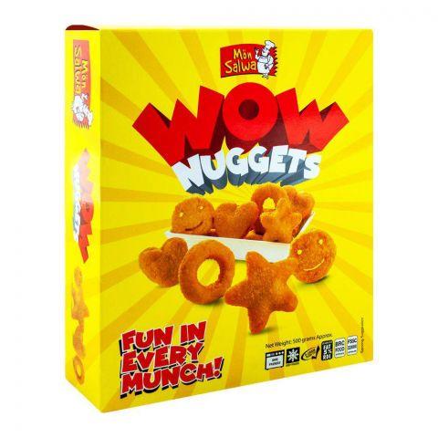 MonSalwa Wow Nuggets 500g