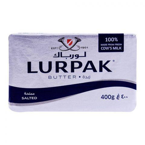 Lurpak Salted Butter 400g