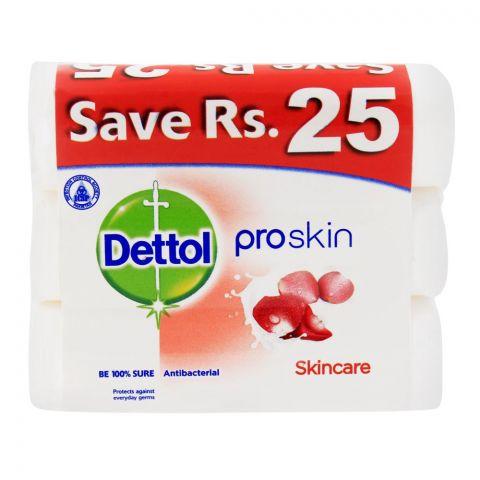 Dettol Skin Care Soap Saver Pack