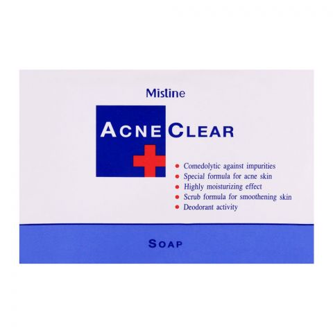 Mistine Acne Clear Soap, 159g