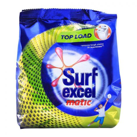 Surf Excel Matic Top Load Washing Powder 500g