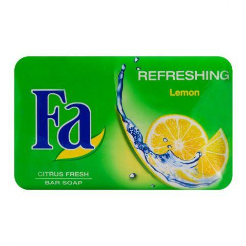 Fa Refreshing Lemon Soap 175gm