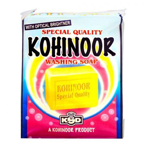 Kohinoor Washing Soap, 4-Pack, 1 KG
