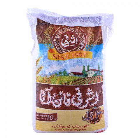 Ashrafi Super Fine Ata 10 KG