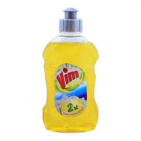 Vim Lemon Dishwash Active Gel 250ml