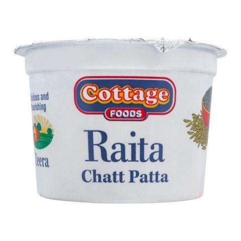 Cottage Raita, Chatt Patta Zeera, 250g