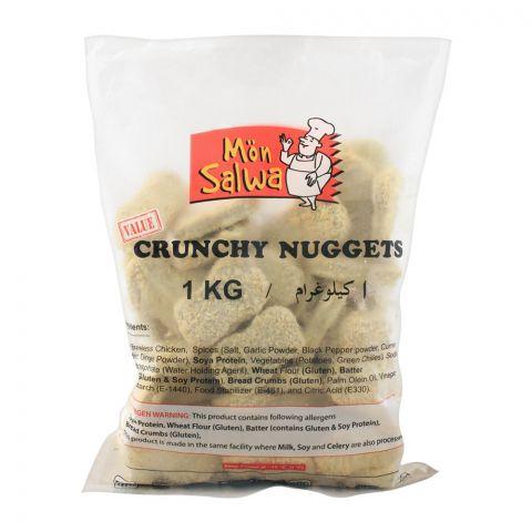 MonSalwa Frozen Value Chunky Chicken Nuggets
