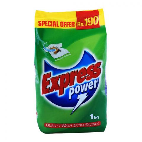 Express Power Detergent Powder 1000g