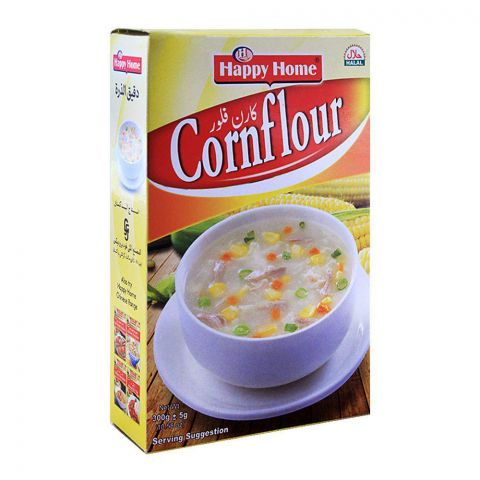 Happy Home Cornflour 300g
