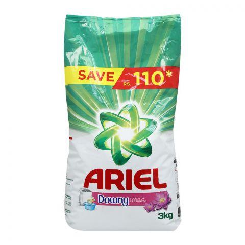 Ariel Touch Of Freshness Downy Washing Powder, 3 KG