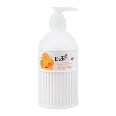 Enchanteur Charming Perfumed Liquid Hand Soap, 300ml