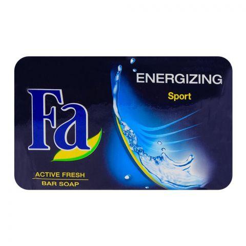 Fa Energizing Sport Soap 175gm